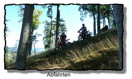 Polen Endurotour und Training